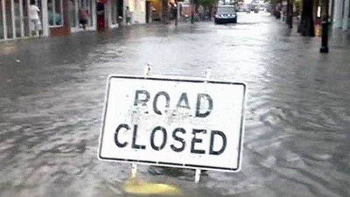 США. Флорида. Наводнение