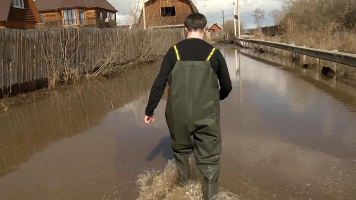 В Иркутской области ситуация с паводком ухудшается
