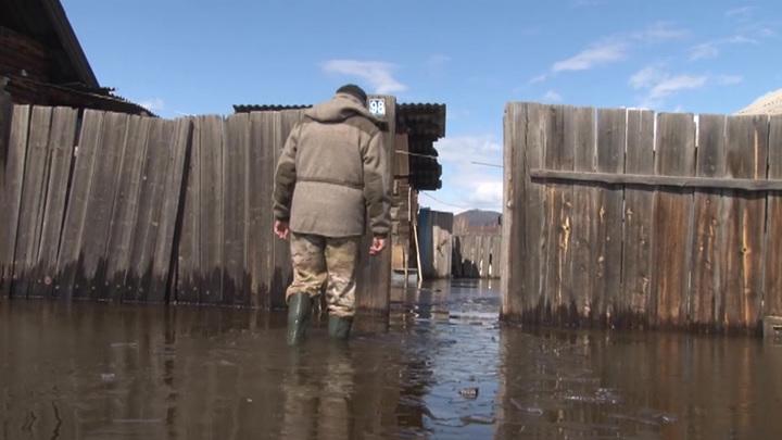 Подтопления в результате паводка выявлены в пяти регионах ЦФО