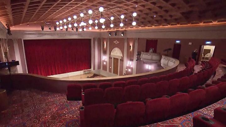 """Кинотеатр """"Художественный"""" вновь открывает двери после реконструкции"""