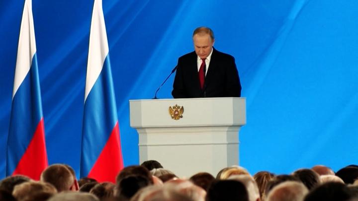 Кремль поделится деталями организации послания Путина в понедельник