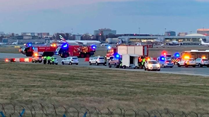 В Варшаве эвакуируют пассажиров авиарейса из Стамбула