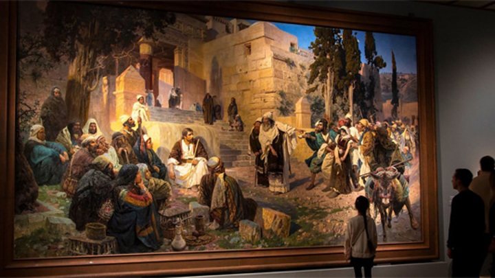 Полотна из пензенской картинной галереи отправятся в Третьяковскую