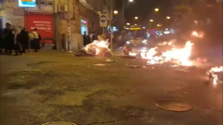 В Восточном Иерусалиме не прекращаются беспорядки