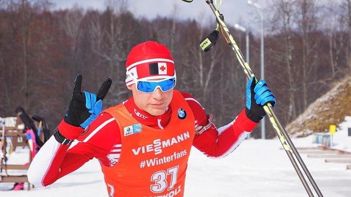 Российский биатлонист Шамаев получил румынское гражданство