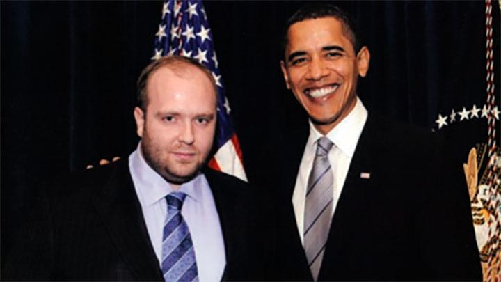 """Организатором """"голой"""" фотосессии в Дубае оказался спонсор Обамы"""