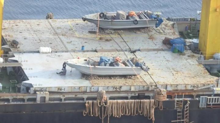 Тегеран подтвердил данные о взрыве на своем сухогрузе в Красном море