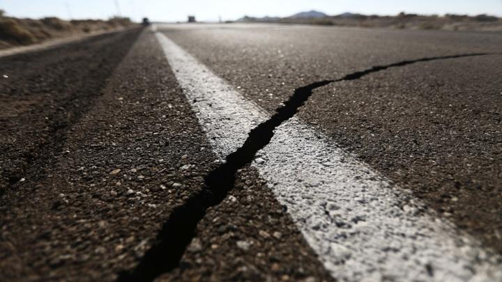 На границе Челябинской области и Казахстана произошло землетрясение
