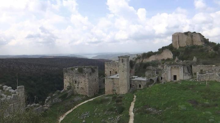 Средневековый замок Салах ад-Дина готовят к реставрации в Сирии