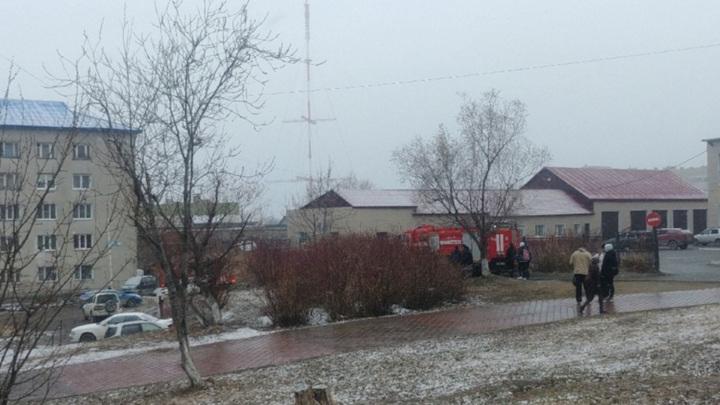 На Сахалине случился пожар еще в одном общежитии СахГУ