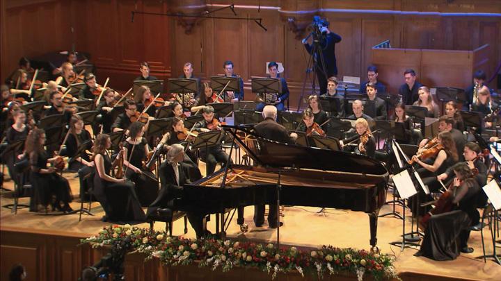 Большой зал консерватории отметил 120-летие