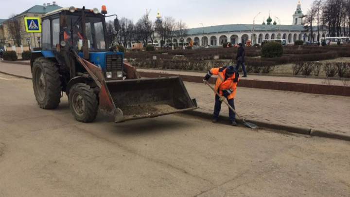 пресс-служба администрации г. Костромы