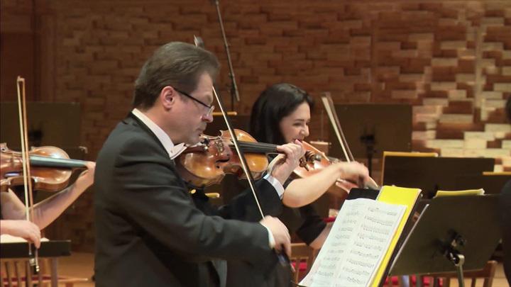 Инструментальный фестиваль проходит в Мариинском театре