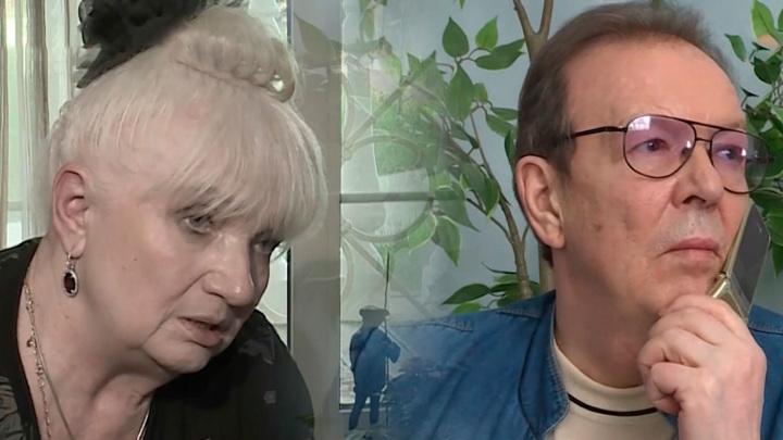 """Вдова Булдакова прокомментировала """"исчезновение"""" и роман с аферистом"""
