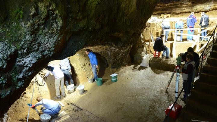 Находки в пещере Бачо Киро открывают неизвестные страницы истории нашего вида.