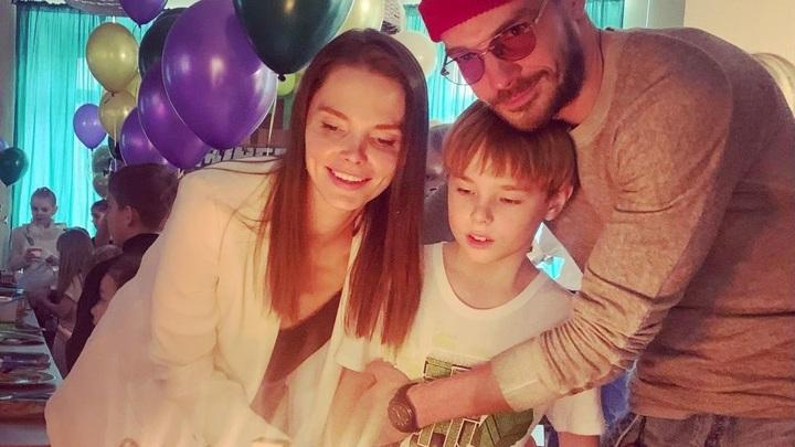 Максим Матвеев и Елизавета Боярская с сыном (Instagram Елизаветы Боярской @lizavetabo)