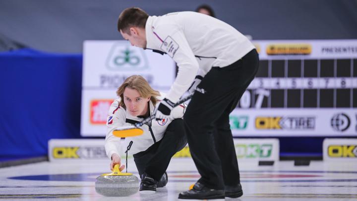 Керлингисты России отобрались на Олимпийские игры-2022
