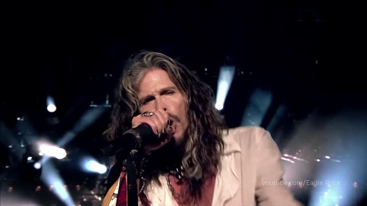 "46 лет назад вышел альбом Aerosmith ""Toys in the Attic"""