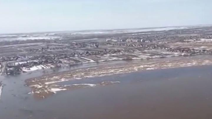 В Нижегородской области в зоне подтопления оказались 11 жилых домов и детский сад