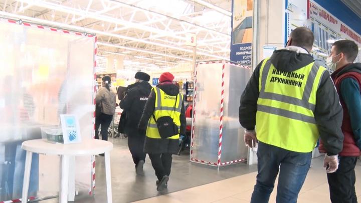 В Ульяновском регионе проходят проверки соблюдения карантинных ограничений