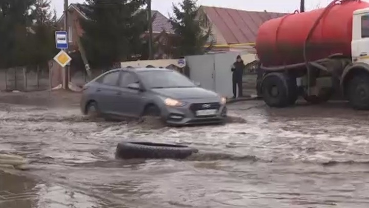 МЧС Татарстана взяло под контроль ситуацию в казанском поселке Аки