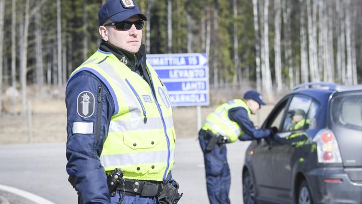 В Хельсинки арестовали и оштрафуют противников ограничений