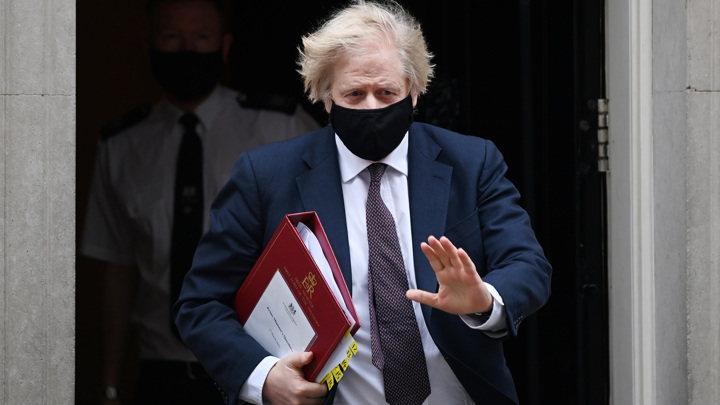 Борис Джонсон не придет не похороны принца Филиппа