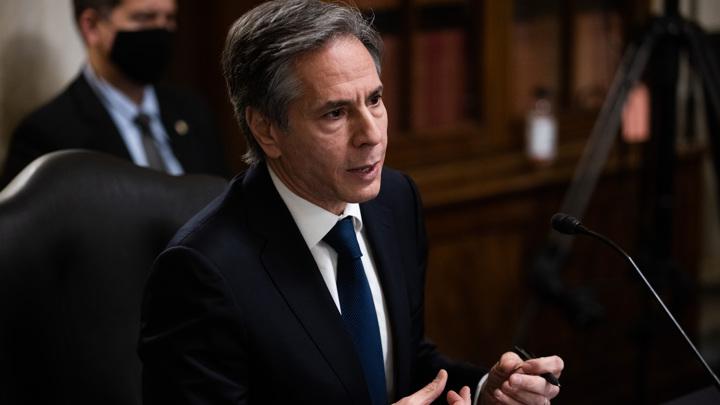 Госдеп США пригрозил России из-за Украины