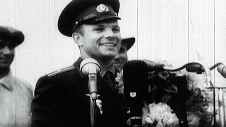 """Как Гагарин избежал """"очень большой неприятности"""""""