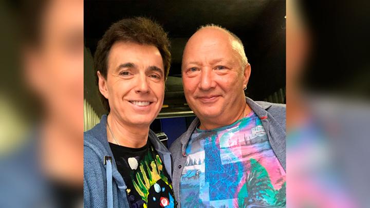 Геннадий Ветров и Юрий Гальцев Фото: www.instagram.com/genvetrov/