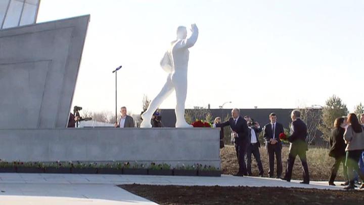 Путин прибыл в Саратовскую область