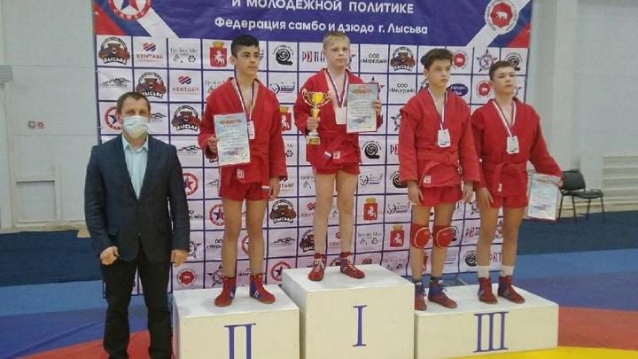 Самбист из Марий Эл победил на всероссийских соревнованиях