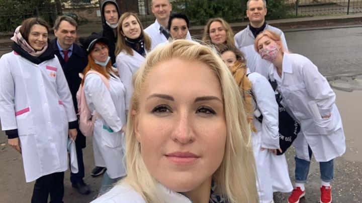 """Лидера """"Альянса врачей"""" приговорили к году ограничения свободы"""
