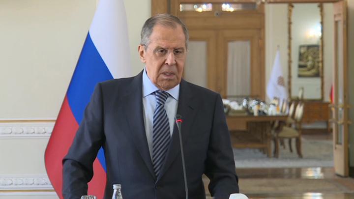 Лавров: США хотят сузить повестку встречи Путина и Байдена