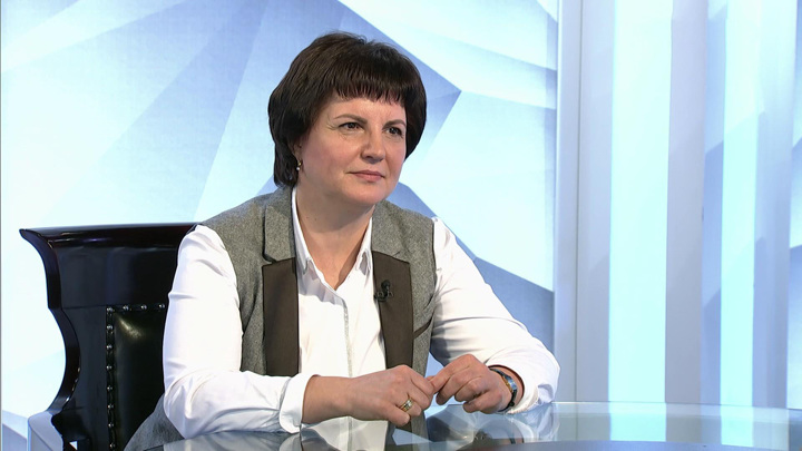 Главная роль. Наталья Артюхина