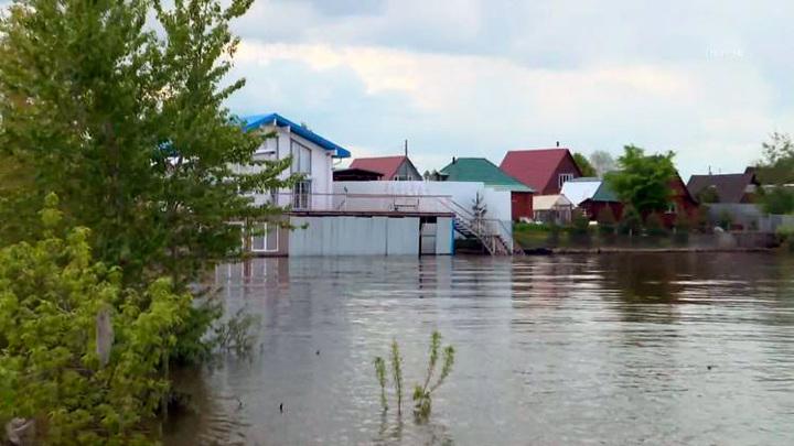 На Алтае подтопило более 70 жилых домов
