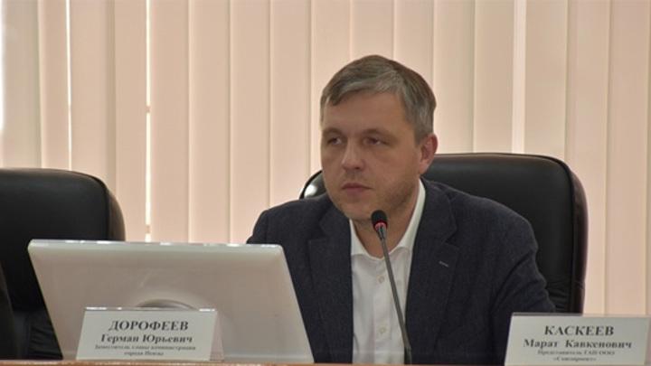Герман Дорофеев покинул пост заместителя главы администрации Пензы