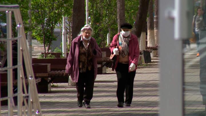 В Башкирии пожилым жителям отменили обязательную самоизоляцию