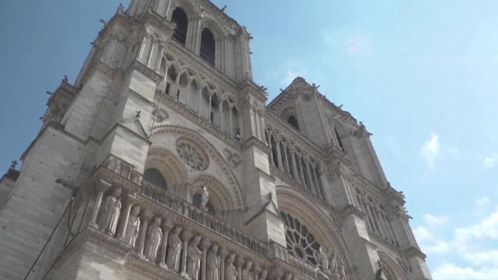 Собор Парижской Богоматери планируют открыть в 2024 году