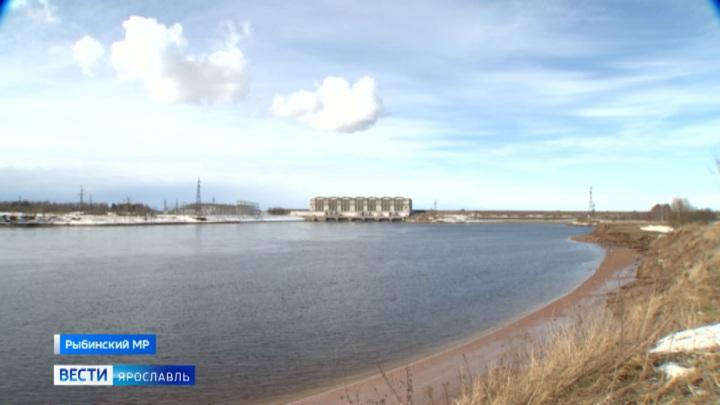 Рыбинская ГЭС увеличит сброс воды почти в три раза