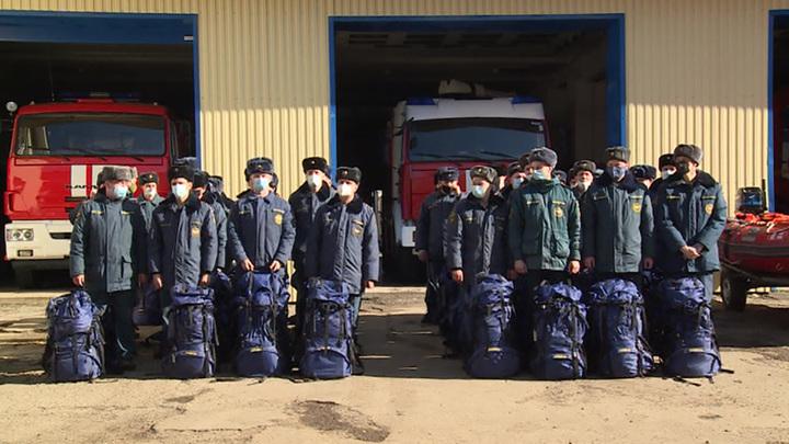 Спасатели Марий Эл отработали учебные мероприятия по ликвидации паводков