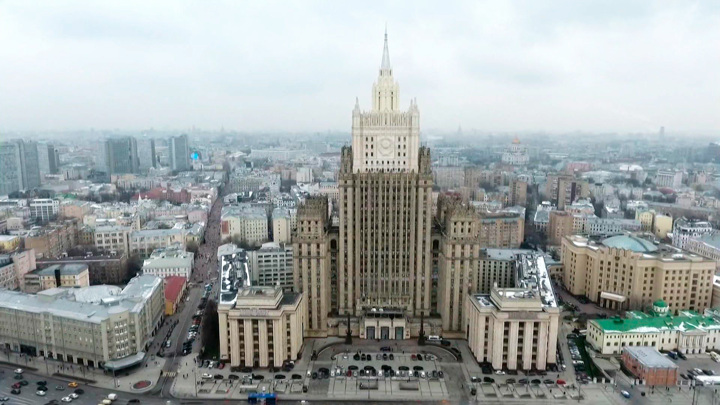 МИД России: американские сетования звучат откровенно глупо