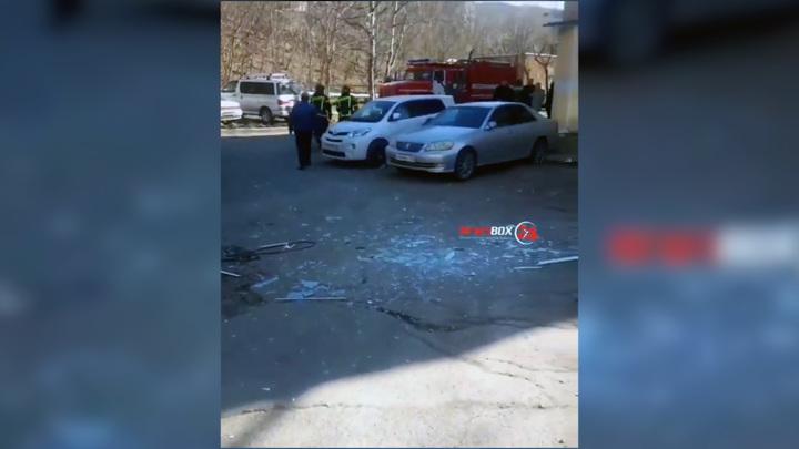 Во Владивостоке в квартире произошел взрыв индукционной плиты