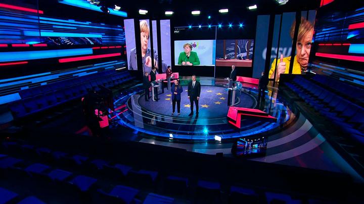 Александр Рар: Меркель надавала щелчков тем, кто хочет разрыва отношений с РФ