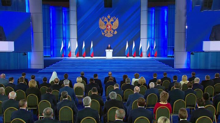 Путин: я всегда был уверен, что мы преодолеем пандемию