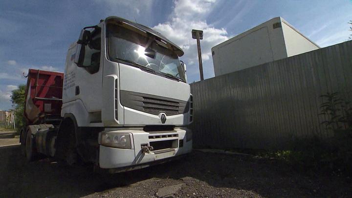 В Москве отложили новые правила для грузовиков