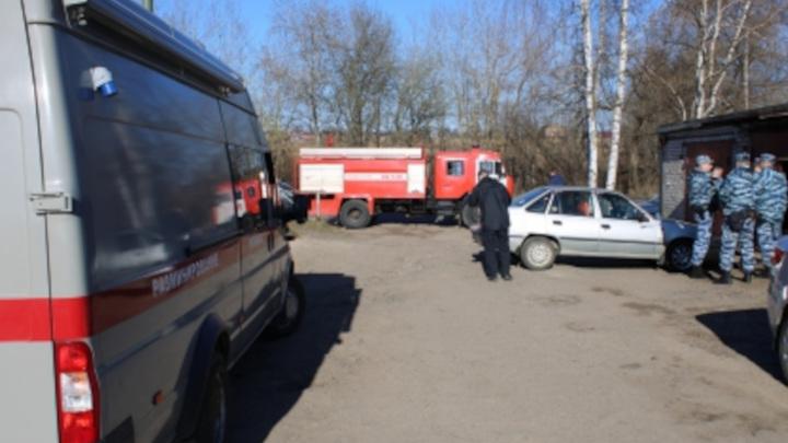 Житель Ярославля подорвался на гранате в гараже