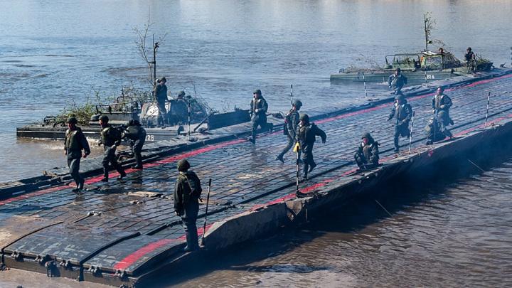 В Крыму начинаются межвидовые учения войск Южного военного округа и ВДВ