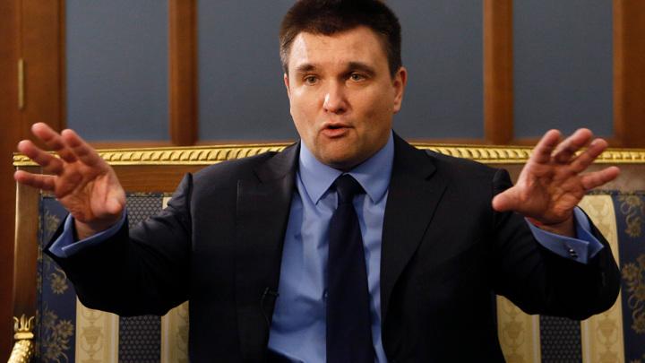 Бывший глава МИД Украины предложил проверить жителей Донбасса на полиграфе