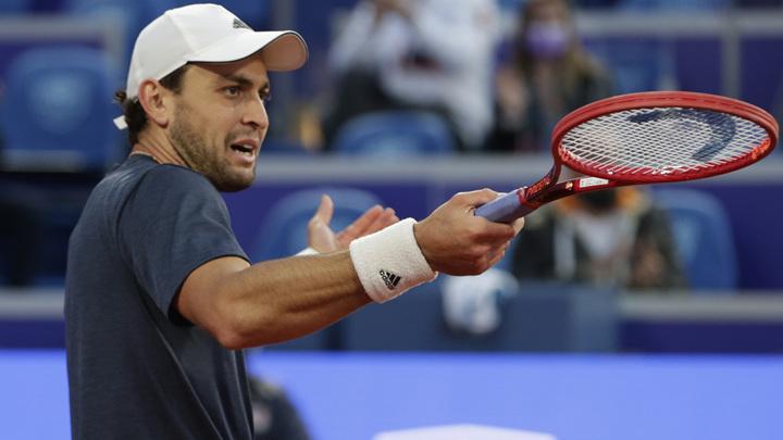 Карацев покидает турнир Masters в столице Италии